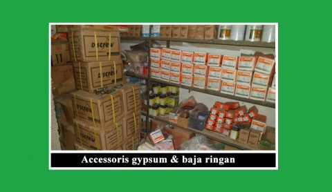 Accessoris gypsum & baja ringan